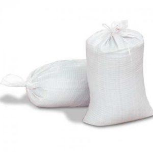 Мешки полипропиленовые 50кг белые и зеленые